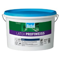 Herbol Latex ProfiWeiss