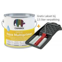 Caparol Capalac Aqua Multiprimer 2,5 liter Wit