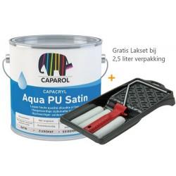 Caparol Capacryl Aqua PU Satin met Lakset