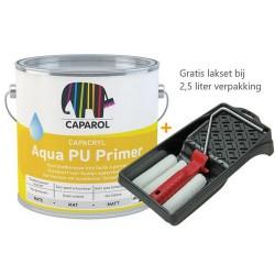 Caparol Capacryl Aqua PU Primer met Lakset