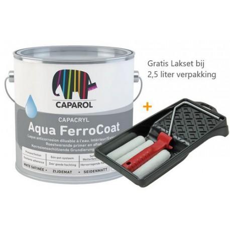 Caparol Capacryl Aqua FerroCoat met lakset
