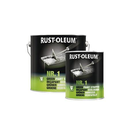 Rustoleum Groene Verfafbijt