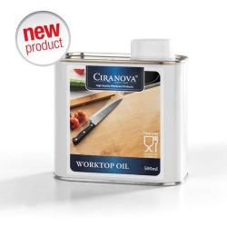 Ciranova Worktopoil Clear Satin 0,5 Liter