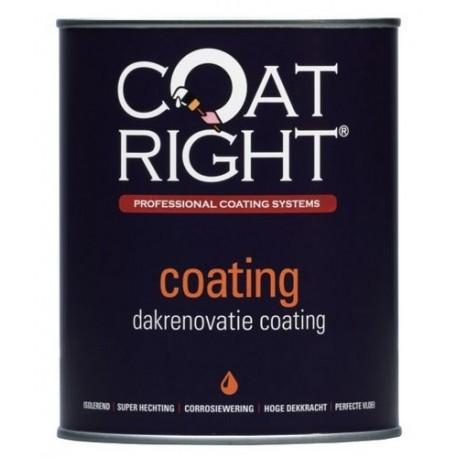 CoatRight Aqua Dakrenovatie Coating 5 Liter