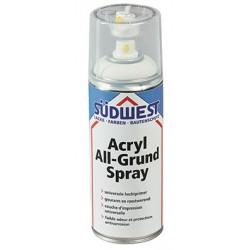 Südwest Acryl All-Grund Spray 400ml Wit