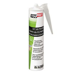 TOUPRET MS POLYMEER STOFVERF 290ML