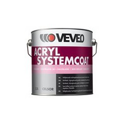 Veveo Celsor Acryl SystemCoat 2.5 Ltr