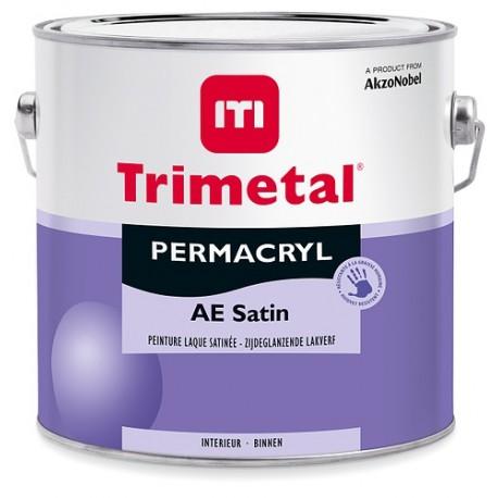 Trimetal Permacryl Satin AE 1 Ltr