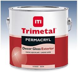 Trimetal Permacryl Decor Exterior Gloss