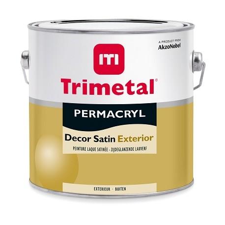 Trimetal Permacryl Decor Exterior Satin
