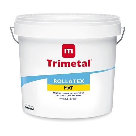 Trimetal Rollatex Mat 10 Ltr