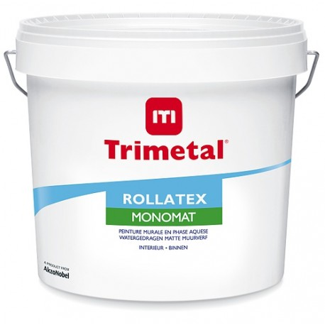 Trimetal Rollatex Monomat 12.5 Ltr Wit