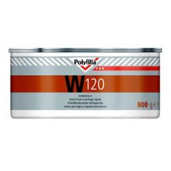 Polyfilla Pro W120 Snelplamuur 800g