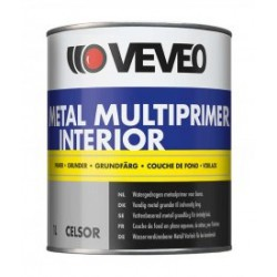 Veveo Celsor Metal Multiprimer Interior 1 Ltr