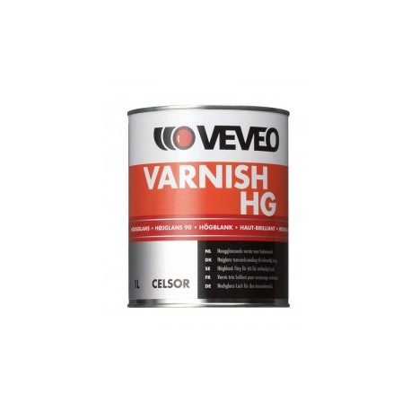 Veveo Celsor Varnish Hoogglans 1 Ltr