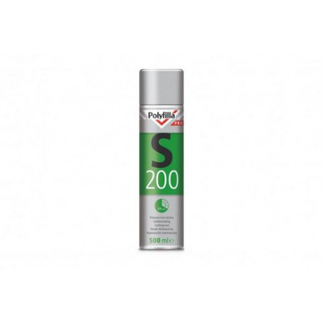 Polyfilla Pro S200 Isoleercoating 500ml