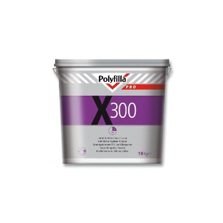 Polyfilla Pro X300 Vul en Egaliseermiddel
