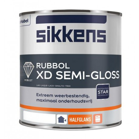 Sikkens Rubbol XD Semi Gloss