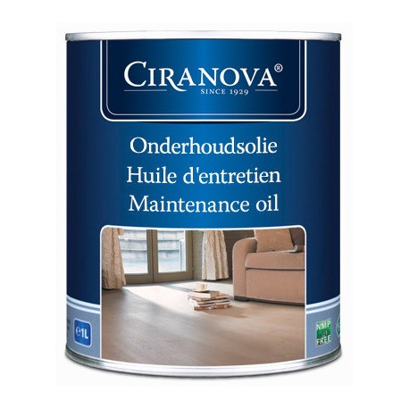 Ciranova onderhoudsolie 1 Liter