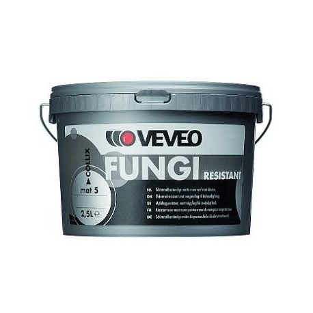 Veveo Collix Fungi Resistant 2.5 Ltr