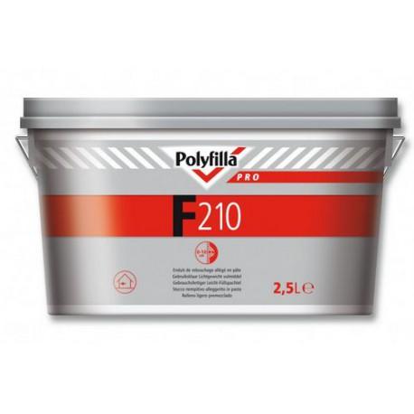 Polyfilla Pro F210 Lichtgewicht Vulmiddel