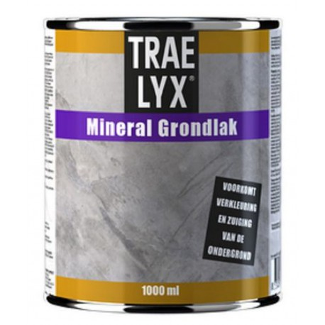 Trae Lyx Mineral Finish Grondlak