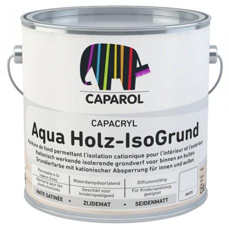 Capacryl Aqua Holz-IsoGrund 2,5 Liter Wit