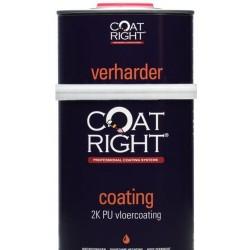 CoatRight Aqua 2K PU Vloercoating Zijdeglans