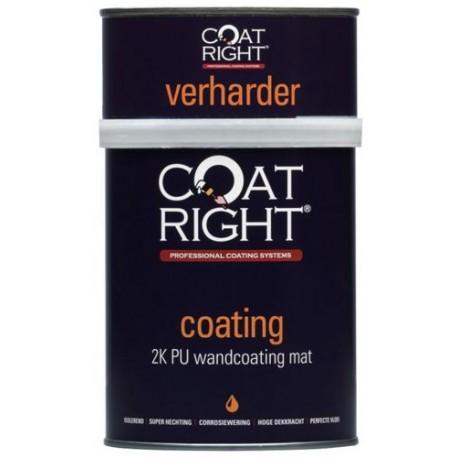 Coatright Aqua 2K PU Wandcoating Mat