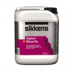 Sikkens Alpha Muurfix 5 Liter