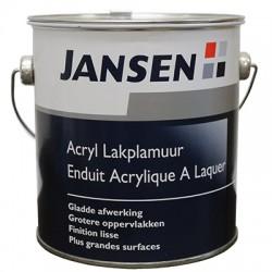 Jansen Acryl Lakplamuur